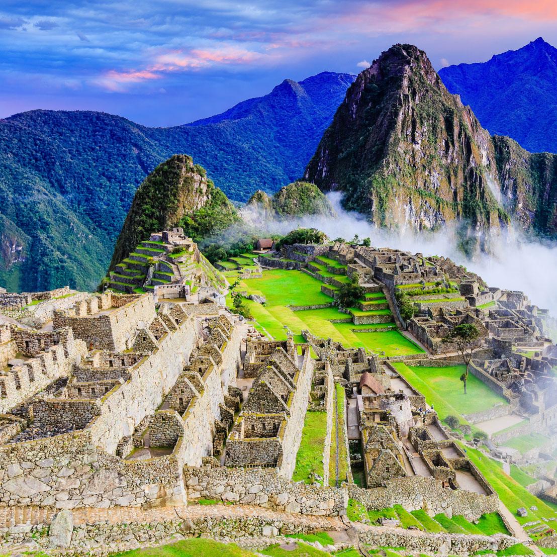 Machu Picchu Heritage Site